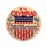 Arden Milk Tenth Olympiad Button