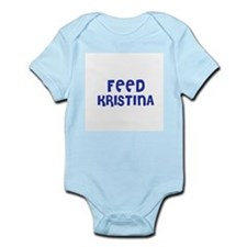 Feed Kristina Infant Creeper