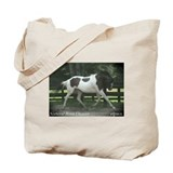 Paint Horse Mare Dances, Tote Bag by elpace