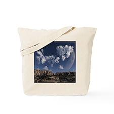 Cute Desert Tote Bag