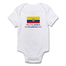 Perfect Ecuadorian Infant Bodysuit