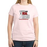 Never Knew A Hero 2 PEARL (Dad) T-Shirt