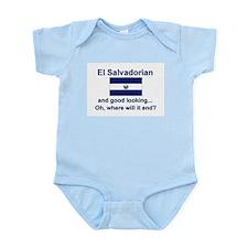 Gd Lkg El Salvadorian Infant Bodysuit