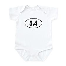 5.4 Infant Bodysuit