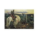 Knight At Crossroads Magnets (10 pack)