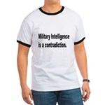 Military Intelligence (Front) Ringer T