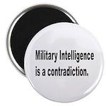 Military Intelligence Magnet