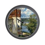 Novodevichy Convent Wall Clock
