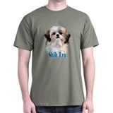 Shih Tzu Name T-Shirt