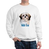 Shih Tzu Name Sweatshirt