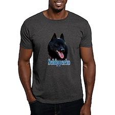 Schipperke Name T-Shirt