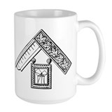 Past Master's Jewel No. 3 Mug