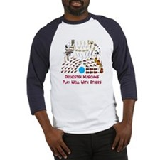 Orchestra--Play Well With Oth Baseball Jersey