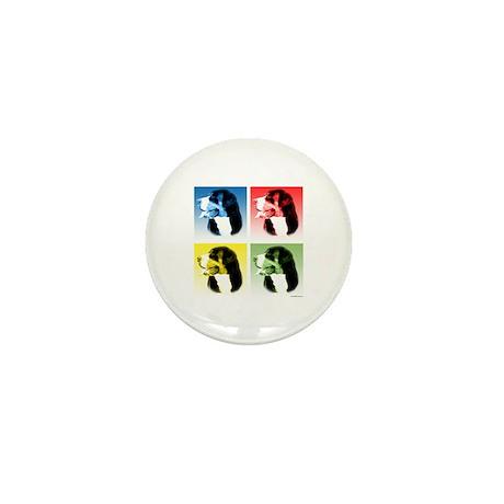 Swissy Pop Mini Button