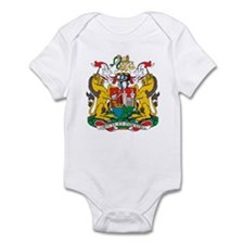 Bristol Coat of Arms Infant Bodysuit