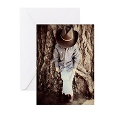 Cowboy Greeting Cards (Pk of 10)