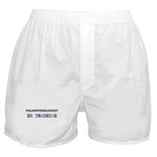 Palaeopedologist In Training Boxer Shorts