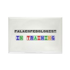 Palaeopedologist In Training Rectangle Magnet (10