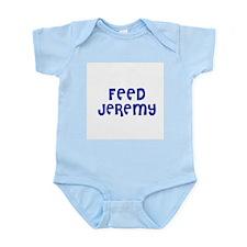 Feed Jeremy Infant Creeper