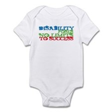 Disability No Limits Infant Bodysuit