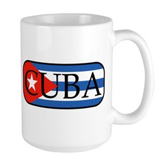 Cuba Large Mug