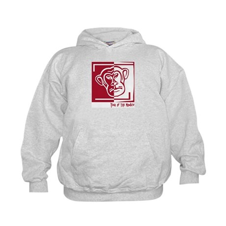 Year of the Monkey Kids Hoodie