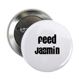 "Feed Jazmin 2.25"" Button (10 pack)"