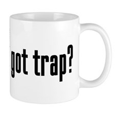 "ShortPockets ""got trap?"" Mug"