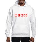 TECHNOLOGY Hooded Sweatshirt