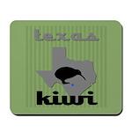 Texas Kiwi Mousepad