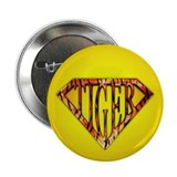"SuperTiger(Stripes) 2.25"" Button"