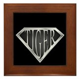 SuperTiger(metal) Framed Tile