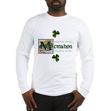 McMahon Celtic Dragon Long Sleeve T-Shirt