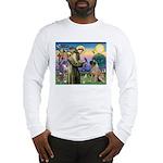St Francis / Bullmastiff Long Sleeve T-Shirt