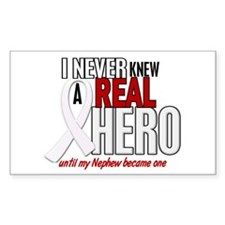 Never Knew A Hero 2 PEARL (Nephew) Decal