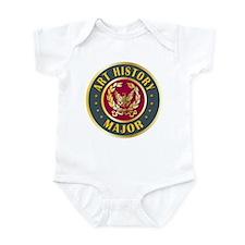 Art History Major College Course Infant Bodysuit