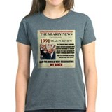 born in 1991 birthday gift Tee