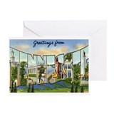 Tennessee TN Greeting Card