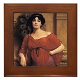 A Roman Matron by John William Godward