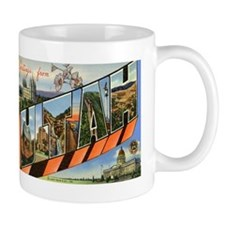 Utah UT Mug