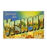 Vermont VT Postcards (Package of 8)