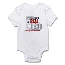 Never Knew A Hero 2 PEARL (Daddy) Infant Bodysuit
