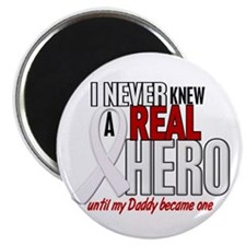 Never Knew A Hero 2 PEARL (Daddy) Magnet