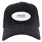 Nasologist In Training Black Cap
