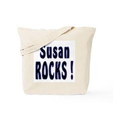 Susan Rocks ! Tote Bag