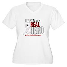 Never Knew A Hero 2 PEARL (Husband) T-Shirt