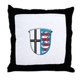 FULDA KREIS Throw Pillow