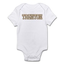 trenton (western) Infant Bodysuit