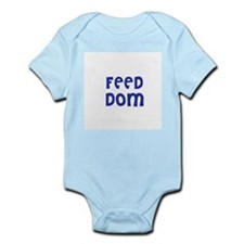 Feed Dom Infant Creeper
