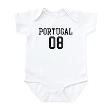 Portugal 08 Infant Bodysuit